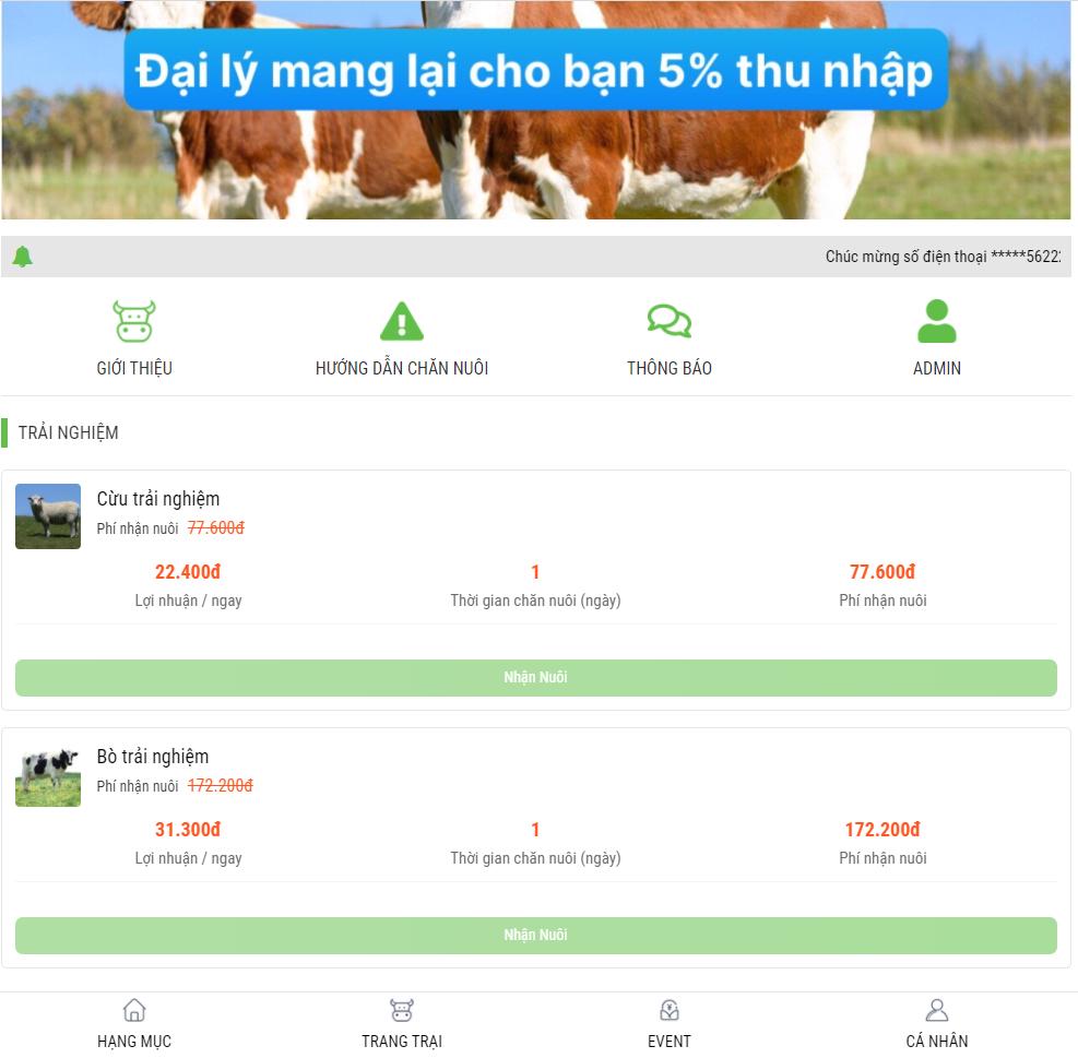 Tin vào chủ trang trại ở nước ngoài, hàng nghìn người nuôi bò online sập bẫy đa cấp, mất trắng hàng trăm triệu đồng-7