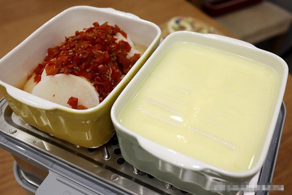 Đậu phụ hấp trứng thịt bằm: Món ăn lạ miệng, vừa bổ dưỡng lại dễ tiêu hóa, ai ăn rồi cũng mê-8