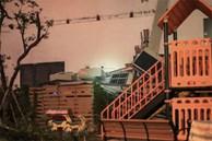 Hà Nội: Sập giàn điều hòa chung cư trong đêm, đúng vị trí sân chơi trẻ em khiến cư dân hoảng loạn