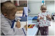 Câu hỏi xót xa của bé gái bị ung thư máu: 'Mẹ ơi hồi nhỏ mẹ cũng bị như con à? Mẹ cũng bị chọc tủy ạ? Có đau không?'