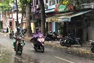 Không khí lạnh tăng cường, Hà Nội tiếp tục đón mưa lớn vào giờ tan tầm