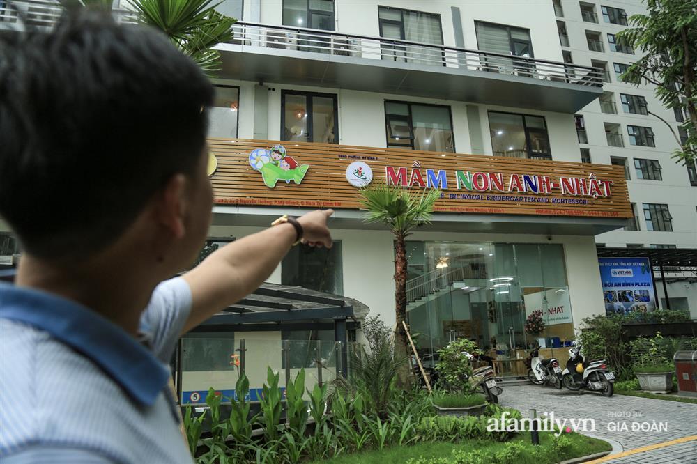 Vụ giàn cục nóng điều hòa đổ sập xuống sân chơi chung cư ở Hà Nội: Tử thần treo lơ lửng trên đầu trẻ nhỏ, chủ đầu tư bỏ chạy-9
