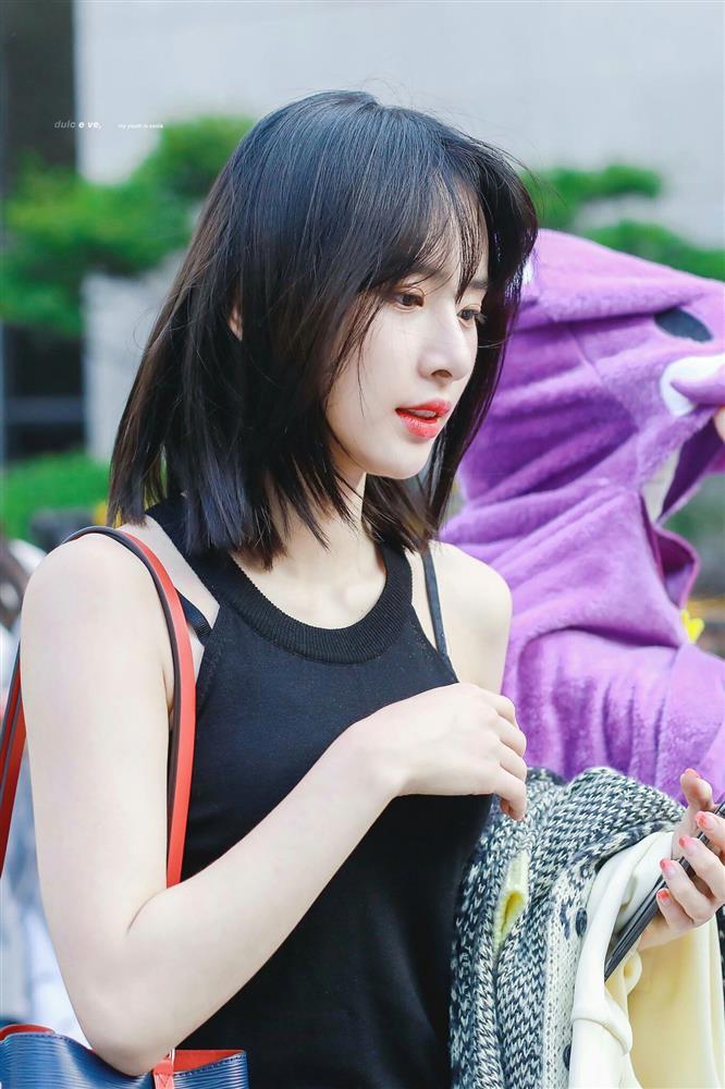 5 kiểu tóc ngắn đẹp mãn nhãn của sao Hàn sẽ khiến chị em muốn xén tóc ngay trước thềm mùa hè-3