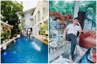 Biệt thự triệu đô của Shark Khoa: Bể bơi xịn như resort, không gian nào cũng đẳng cấp 5 sao