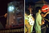 Cháy chung cư ở Sài Gòn, 24 người gồm người lớn và trẻ em mắc kẹt hoảng loạn kêu cứu