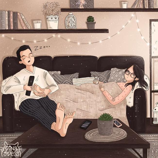 Những pha tấu hài của các ông chồng ngoại quốc: Hết đuổi nhà vợ lượn đi đến pha tỏ tình với mẹ vợ hay sợ vợ chỉ vì 1 món ăn-2