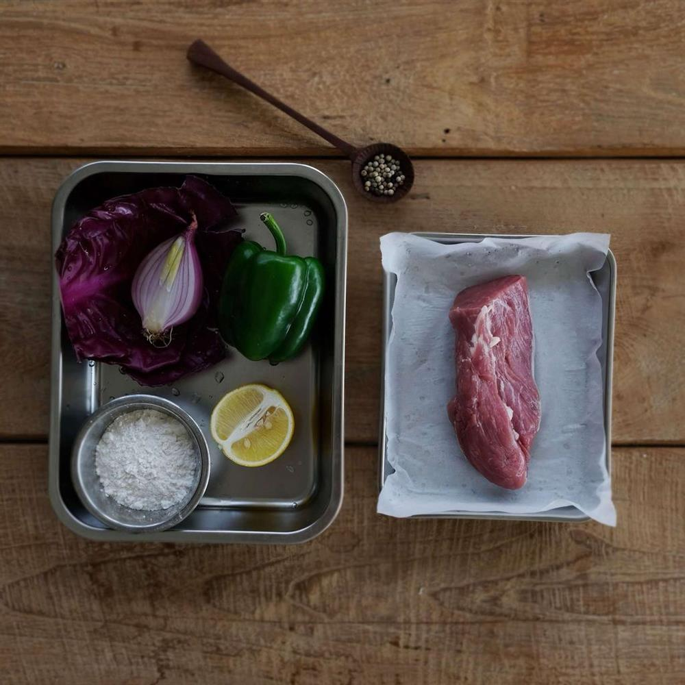 Cách làm món thịt heo bông tuyết thơm ngon, ăn một lần đã đủ gây nghiện, sơn hào hải vị cũng không sánh bằng-1
