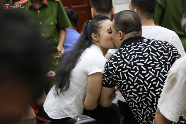 Cái kết đắng cho mối tình giữa trùm ma túy Văn Kính Dương và hot girl Ngọc Miu: Nhận hết tội trạng để bảo vệ người tình đến nụ hôn tạm biệt trước giờ nhận án tử-2