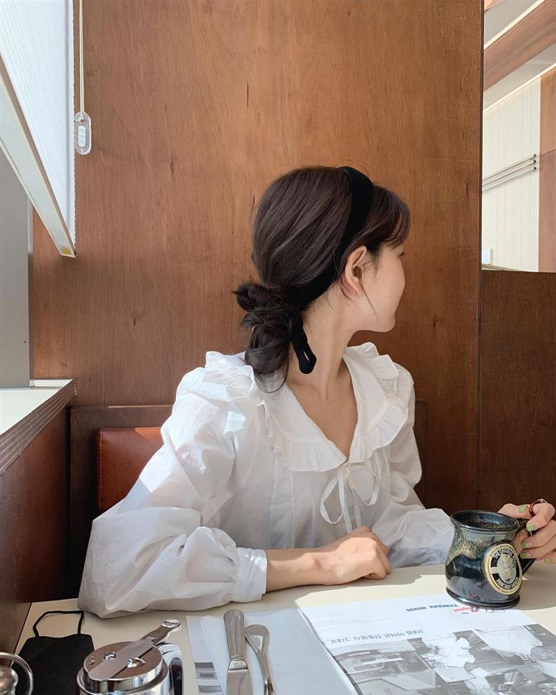 6 kiểu tóc lên hình sống ảo đẹp nhất: Đi chơi lễ cứ phải điệu đà, sang chảnh thế này mới được-5