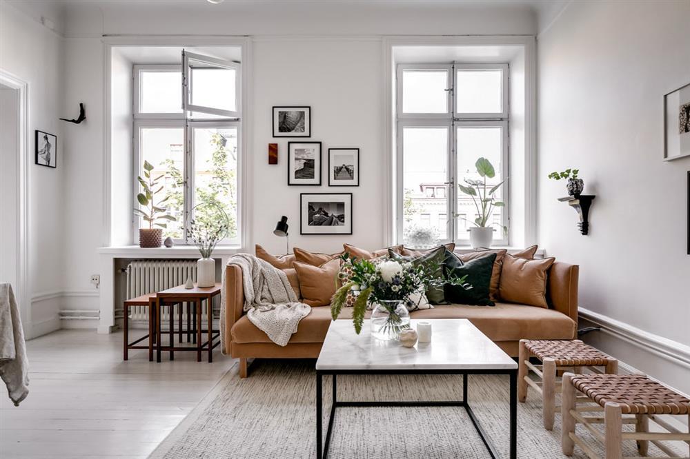 Những cách đơn giản để biến căn hộ thiếu sức sống thành không gian đẹp lung linh, vạn người mê-1