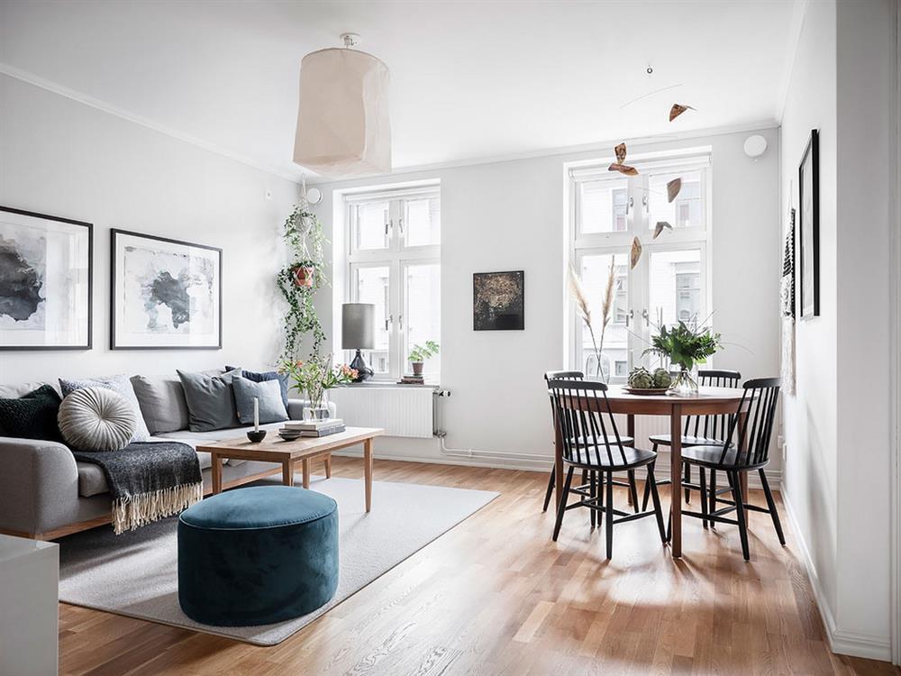 Những cách đơn giản để biến căn hộ thiếu sức sống thành không gian đẹp lung linh, vạn người mê-13