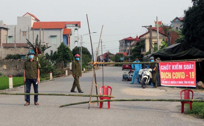Hà Nam: Tạm đóng cửa chùa Tam Chúc, dừng hoạt động đông người, karaoke, massage... sau 5 ca dương tính với SARS-CoV-2-1