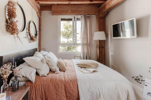 Căn hộ 2 tầng hiện đại và tiện dụng ở trung tâm thành phố được trang trí như một ngôi nhà nông thôn thanh bình-13