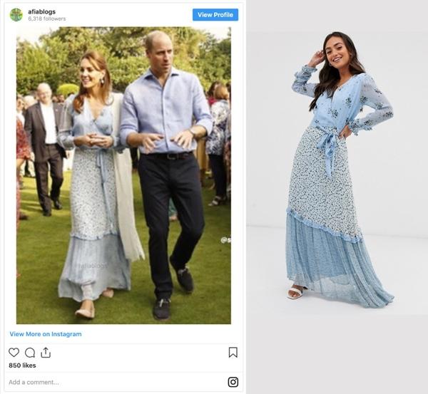 Công nương Kate mặc váy cũ chụp ảnh kỷ niệm 10 năm ngày cưới, nhưng đây là bộ váy nhìn chán nhất tủ đồ của cô-4