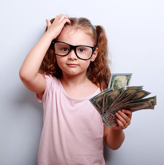 Những đứa trẻ lớn lên dễ giàu - từ nhỏ đã có đặc điểm này, cha mẹ gia cảnh bình thường có thể yên tâm-3