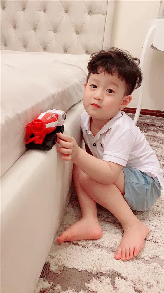 Con trai 5 tuổi hay ốm vặt nằm viện, hot mom Hương Trần - vợ cũ của Việt Anh vẫn có bí kíp chăm con cực bụ bẫm-6