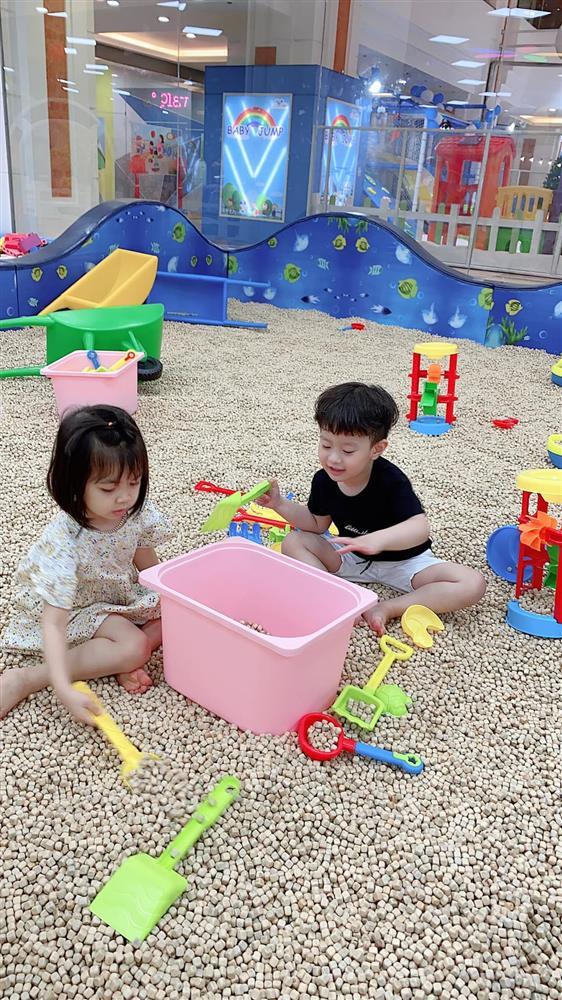 Con trai 5 tuổi hay ốm vặt nằm viện, hot mom Hương Trần - vợ cũ của Việt Anh vẫn có bí kíp chăm con cực bụ bẫm-8