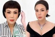 Bị đặt nghi vấn 'dao kéo' vì gương mặt khác lạ, Việt Hương bức xúc lên tiếng: 'Thời gian đâu mà cắt xẻ?'