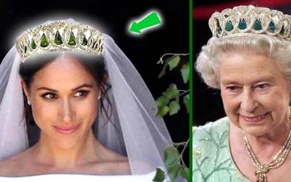 Trong khi chị dâu Kate được khen ngợi sau 10 năm làm dâu, Meghan Markle muối mặt vì bị bóc trần lý do không được dùng trang sức hoàng gia-2