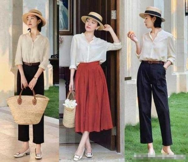 Phụ nữ 40 tuổi không thể mặc bừa bãi, những set đồ sau là gợi ý cho bạn vừa xinh tươi lại thời trang hết nấc ngày hè-2