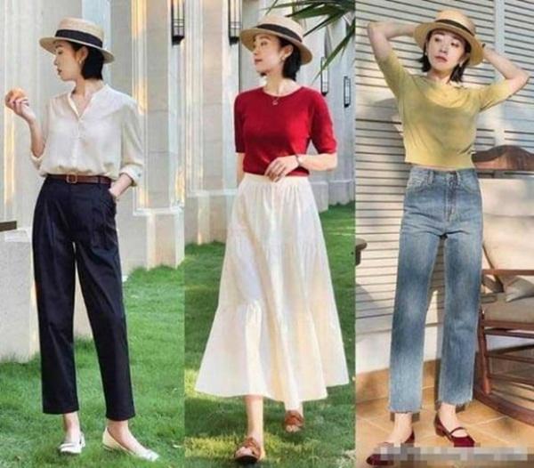 Phụ nữ 40 tuổi không thể mặc bừa bãi, những set đồ sau là gợi ý cho bạn vừa xinh tươi lại thời trang hết nấc ngày hè-4