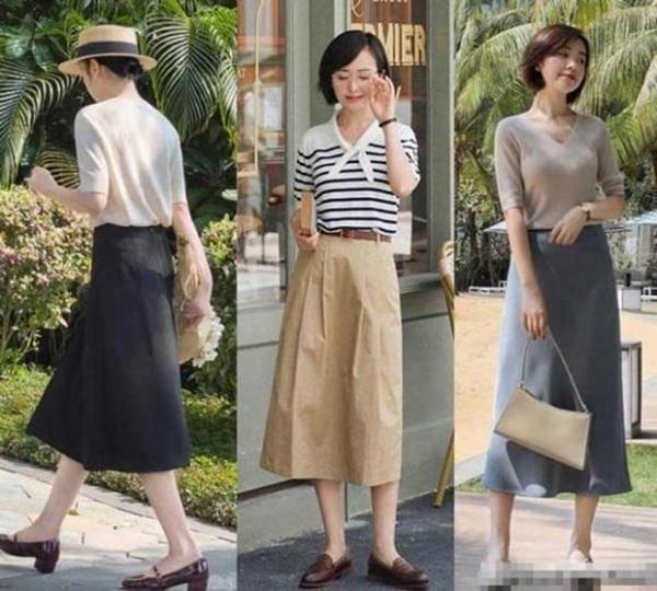 Phụ nữ 40 tuổi không thể mặc bừa bãi, những set đồ sau là gợi ý cho bạn vừa xinh tươi lại thời trang hết nấc ngày hè-6