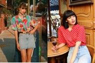 Kiểu áo sơ mi 'bỏ bùa' gái Pháp: Mặc lên trẻ ra mấy tuổi, độ thanh lịch thì miễn chê