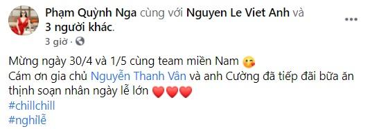 Quỳnh Nga để lộ danh tính chồng sắp cưới của Vân Hugo-3
