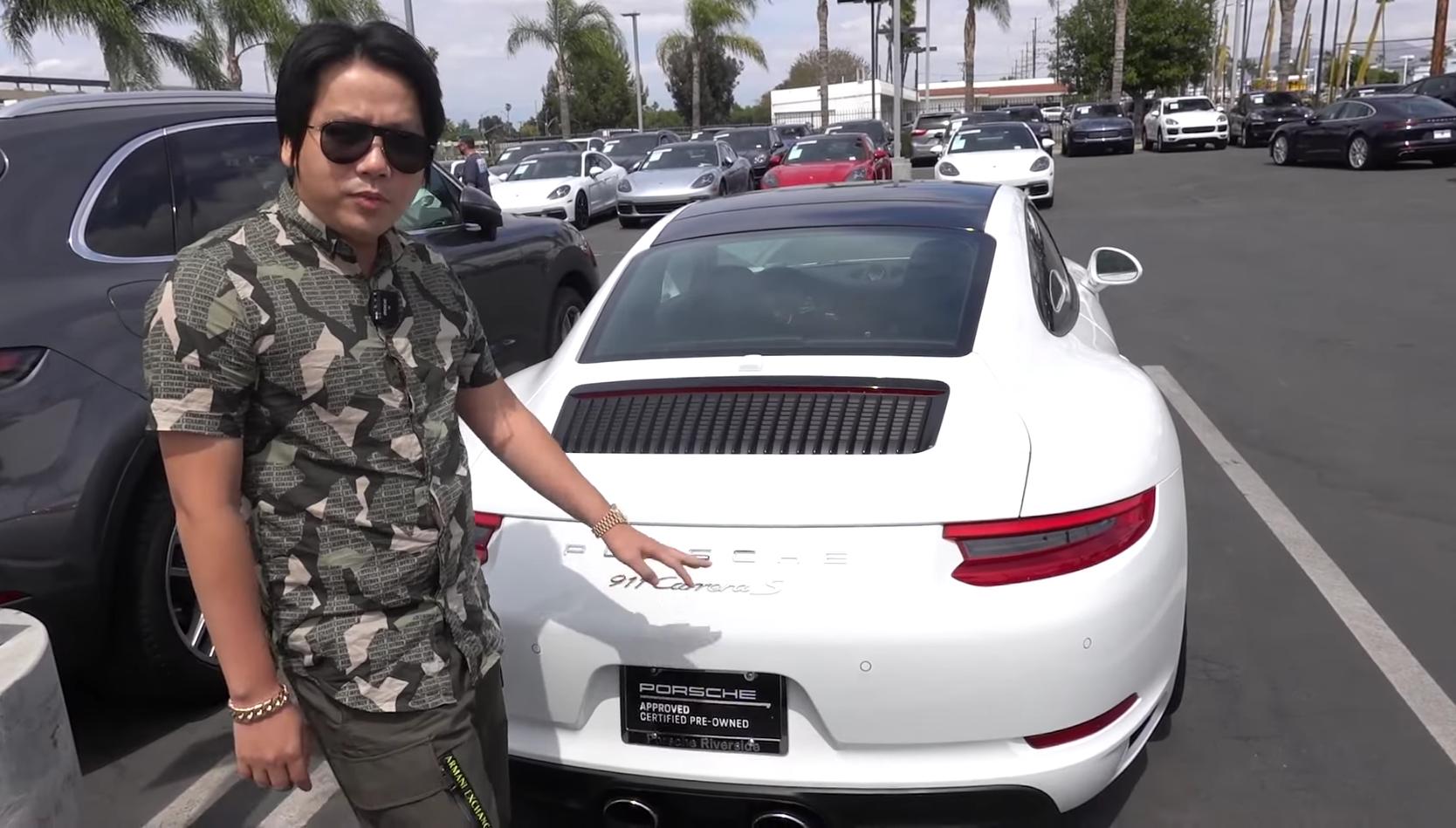 Khoa Pug ở Mỹ tậu siêu xe tiền tỷ để giảm áp lực xài tiền, nhiều dân chơi ở Việt Nam nhìn mà ao ước-2