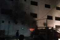 Ấn Độ cháy bệnh viện, ít nhất 18 bệnh nhân Covid-19 thiệt mạng