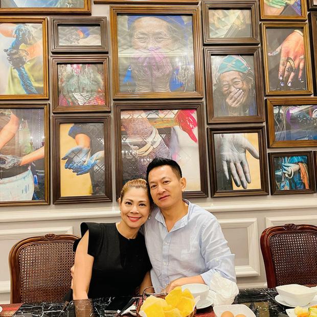 Chồng Thanh Thảo giàu cỡ nào khi tặng vợ nhà 14 tỷ, đầu tư 5 tỷ làm liveshow?-1