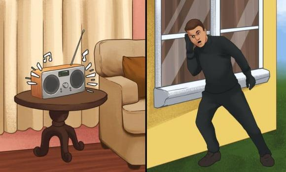 10 mẹo hữu ích giúp bảo vệ ngôi nhà của bạn khỏi kẻ trộm khi đi du lịch hay về quê-2
