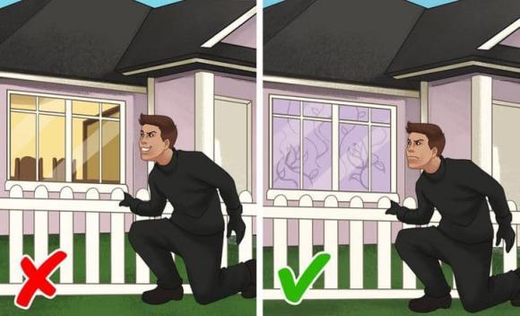 10 mẹo hữu ích giúp bảo vệ ngôi nhà của bạn khỏi kẻ trộm khi đi du lịch hay về quê-10