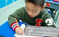 Bài tập tiếng Việt yêu cầu viết 1 câu, cậu nhóc chỉ trả lời 1 từ duy nhất khiến dân tình ôm bụng cười, cô giáo 'bó tay' vì không thể bắt lỗi