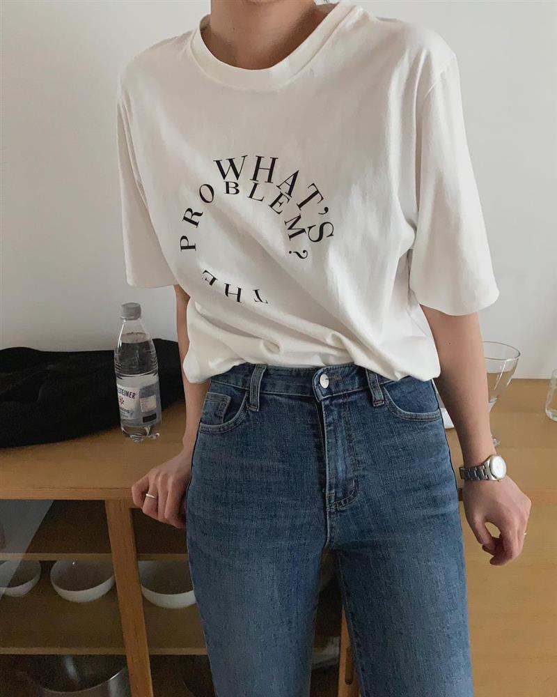 Mix quần skinny jeans với 4 kiểu áo sau thì ai cũng sẽ khen bạn mặc đẹp-2