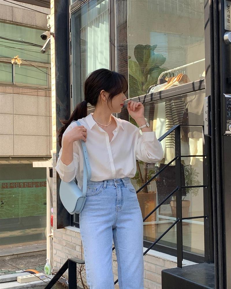 Mix quần skinny jeans với 4 kiểu áo sau thì ai cũng sẽ khen bạn mặc đẹp-15