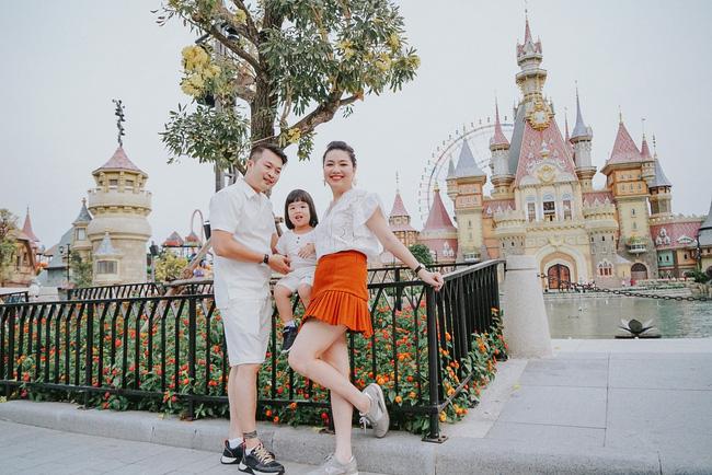 Diễn viên Lê Khánh - phụ huynh điển hình của thế hệ Alpha: Cho con trai để tóc dài như con gái, lạ nhất là câu trả lời khi có người hỏi giới tính của con-1