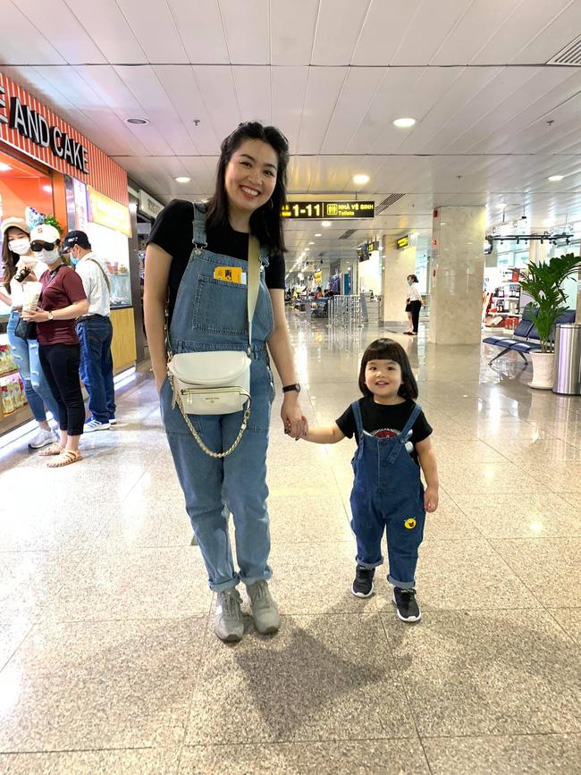 Diễn viên Lê Khánh - phụ huynh điển hình của thế hệ Alpha: Cho con trai để tóc dài như con gái, lạ nhất là câu trả lời khi có người hỏi giới tính của con-3