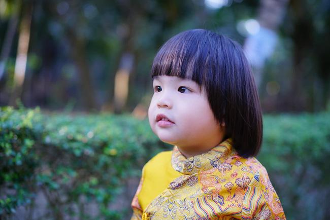 Diễn viên Lê Khánh - phụ huynh điển hình của thế hệ Alpha: Cho con trai để tóc dài như con gái, lạ nhất là câu trả lời khi có người hỏi giới tính của con-7