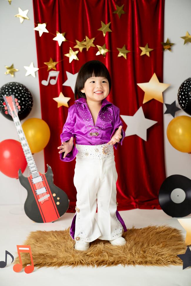 Diễn viên Lê Khánh - phụ huynh điển hình của thế hệ Alpha: Cho con trai để tóc dài như con gái, lạ nhất là câu trả lời khi có người hỏi giới tính của con-10