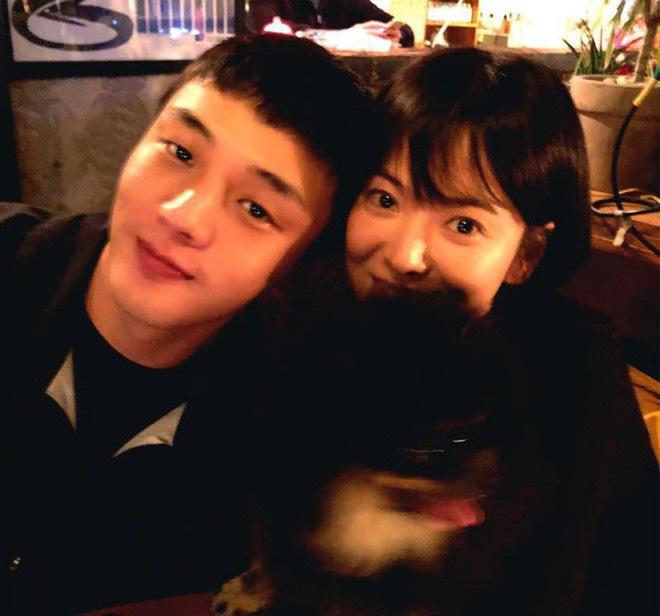 Song Hye Kyo đã đích thân cảm ơn nhân vật này qua Instagram.-5