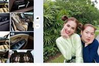 Showbiz Việt có ai 'chơi lớn' như Ngọc Trinh: Tặng trợ lý xe hơi tiền tỷ, nhìn Thúy Kiều khoe ảnh mà ghen tị