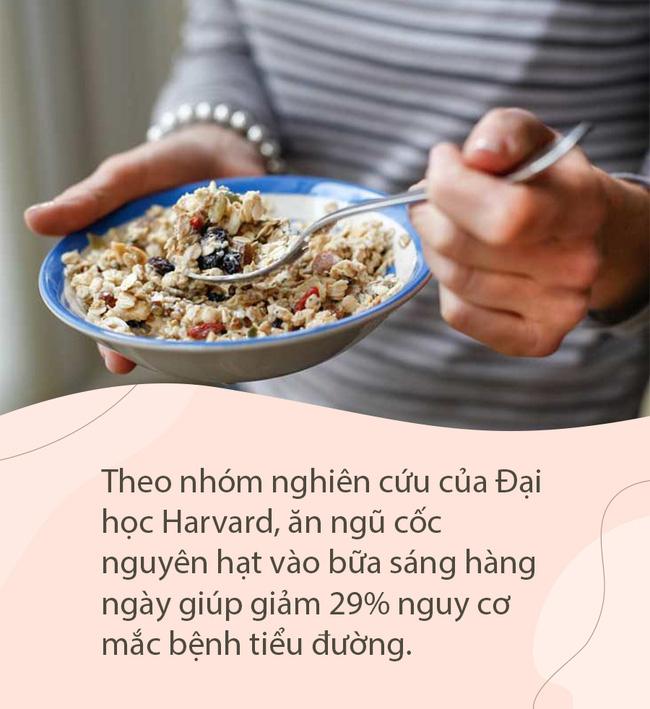 Muốn kiểm soát lượng đường huyết, đề phòng bệnh tiểu đường, hãy ăn sáng trước khung giờ này-2