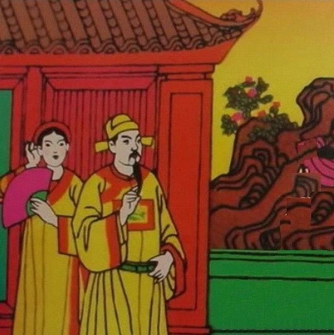 Nhờ câu thơ 7 từ mà vị quan lấy được Công chúa nhà Trần, đêm tân hôn Phò mã phải vượt qua khảo nghiệm khó khăn mới được cho vào động phòng-4