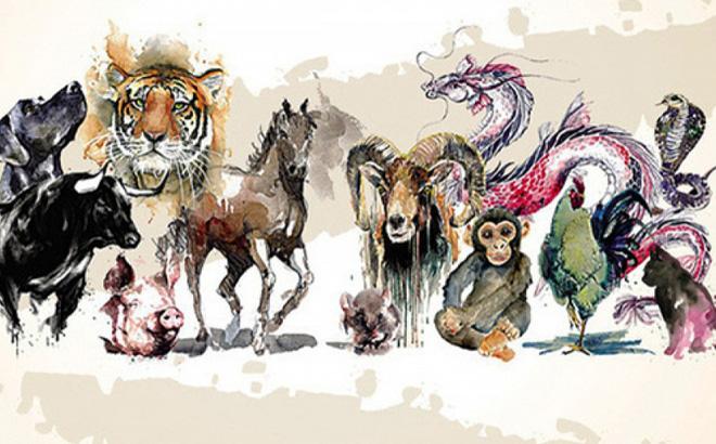 4 con giáp trong mệnh có giấu vàng nên số phú quý giàu sang, vượng phu ích tử càng sống càng hưởng phúc dày-1