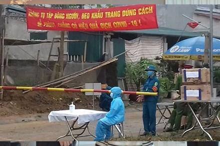 Nóng: Có người từ Vĩnh Phúc lên Yên Bái ăn cưới nghi nhiễm Covid-19, phong toả cả thôn 15 ngày