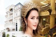 Nhà dát vàng lộng lẫy của Lý Nhã Kỳ và dàn sao Việt giàu 'nứt đố đổ