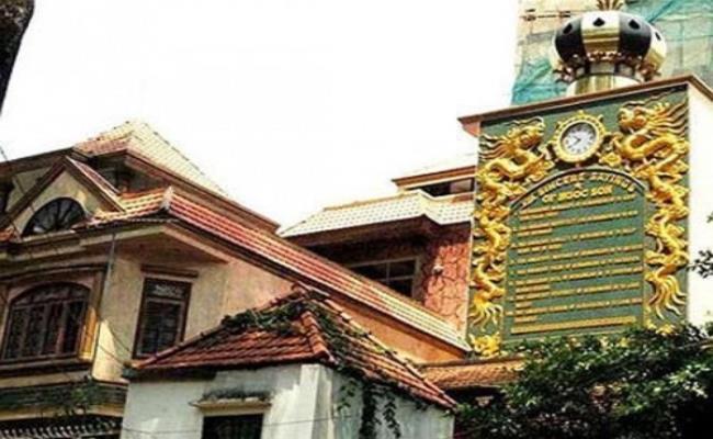 Nhà dát vàng lộng lẫy của Lý Nhã Kỳ và dàn sao Việt giàu nứt đố đổ-16