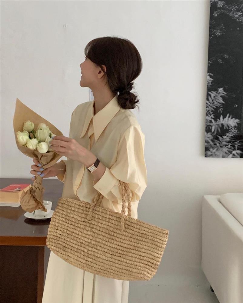 Diện áo sơ mi thì để kiểu tóc nào là sang xịn mịn nhất? Gái Hàn sành điệu mách bạn 5 gợi ý chuẩn chỉnh-2