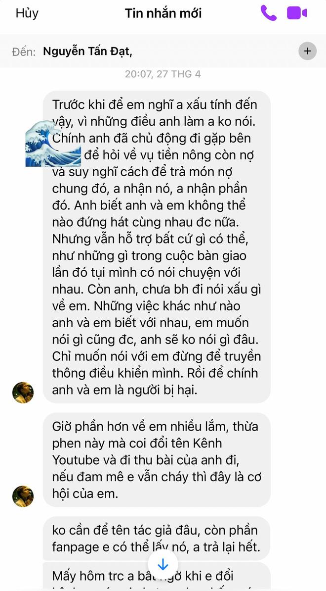 Du Uyên chính thức lên tiếng: Thời điểm chia tay không như Đạt G công khai, ám chỉ Cindy Lư rồi cũng sẽ bị tổn thương?-4